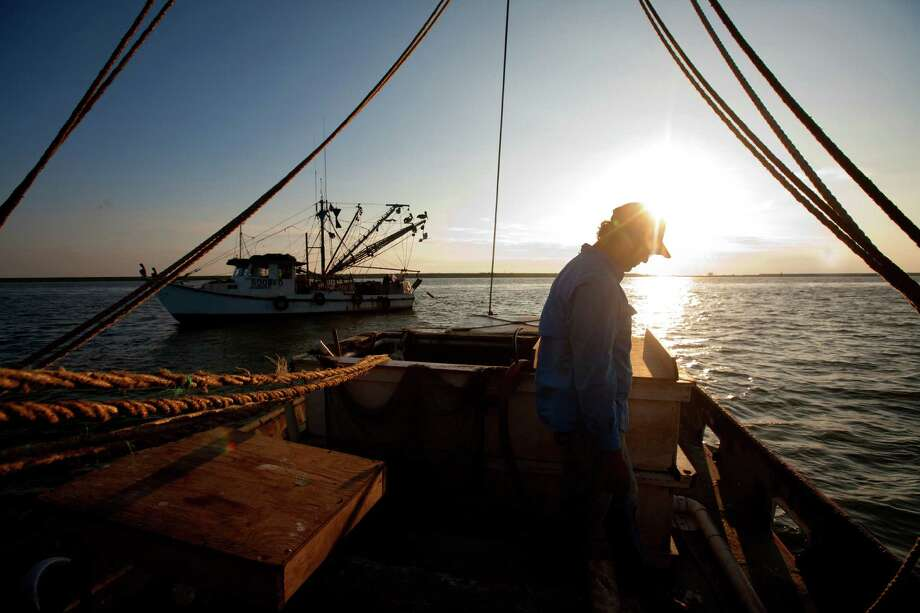 Operating a commercial shrimp boat entails hard labor and long hours starting before dawn. It takes years to master, but Zach Moser is lured by the challenge. Photo: Cody Duty, Staff / © 2013 Houston Chronicle