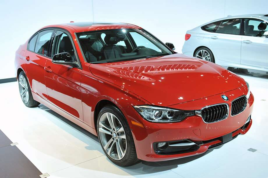 Model:  2014 BMW 328dFeaturing the first 4-cylinder BMW diesel engine in the U.S., the new 328d combines exceptionally high fuel efficiency with the performance expected of BMW models.Source: Green Car Journal Photo: DREW PHILLIPS                       , Autoblog.com
