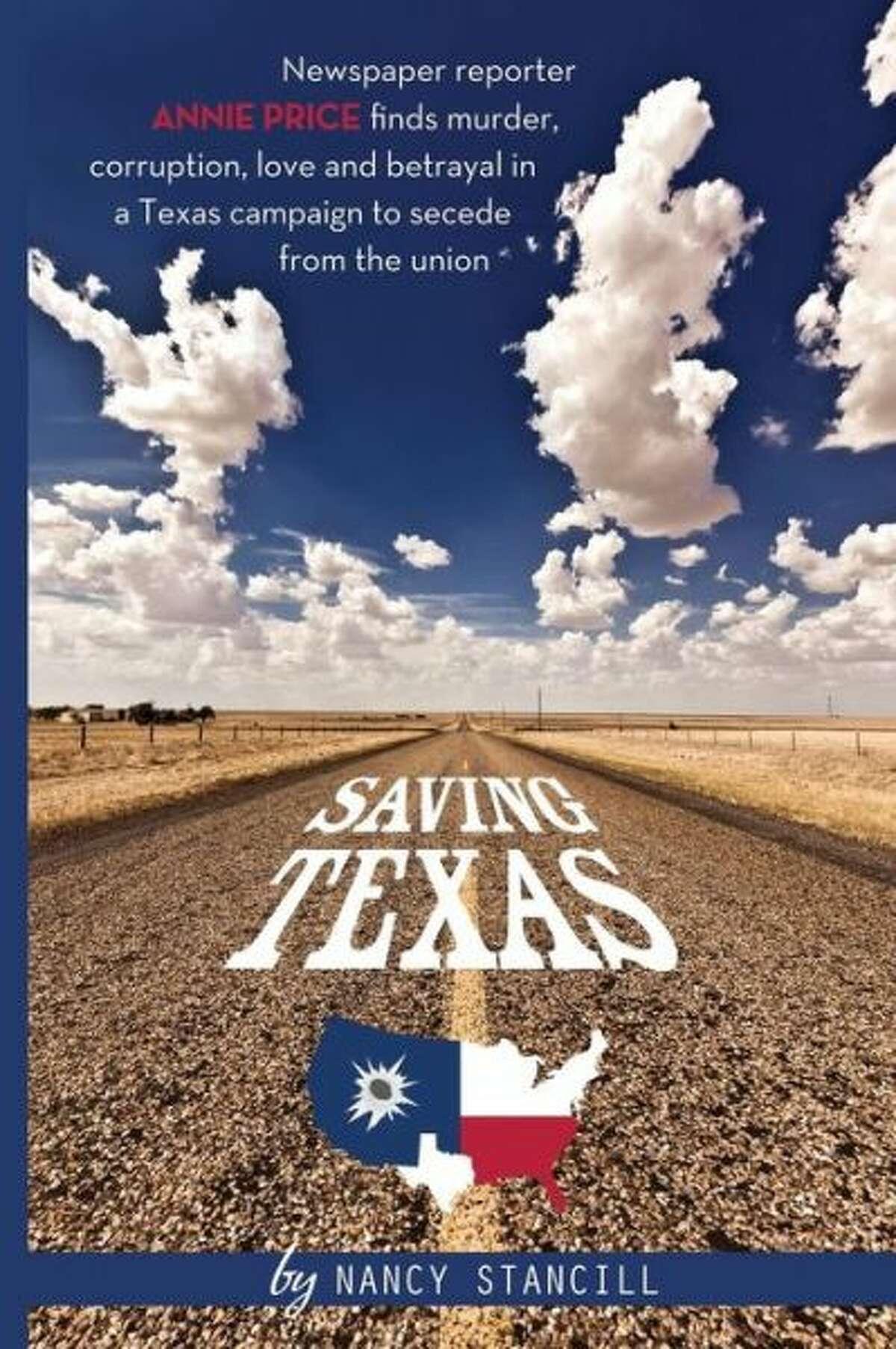 """""""Saving Texas"""" by Nancy Stancill"""