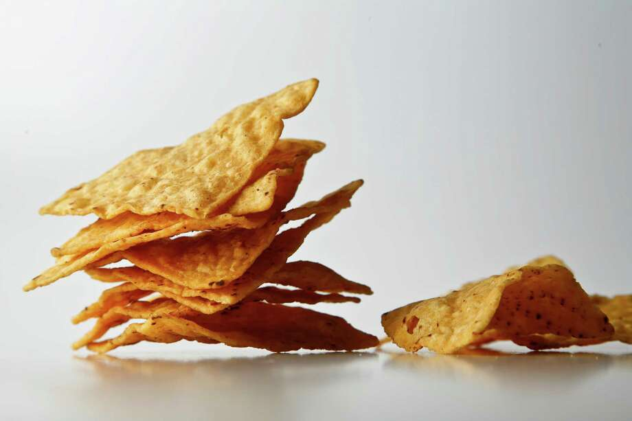 Tortilla chips Photo: Michael Paulsen, Staff / Houston Chronicle
