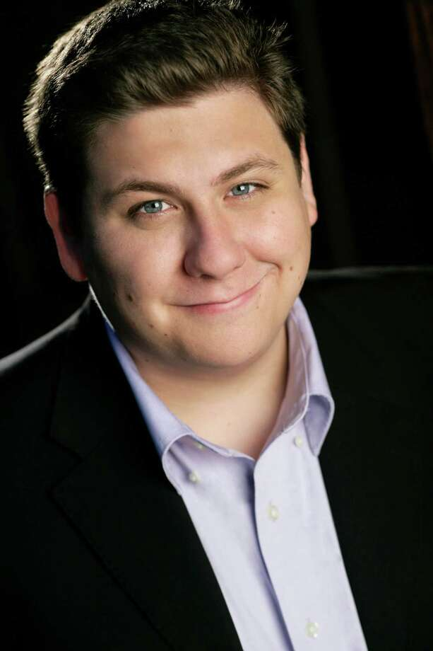 """Brian Yeakley, a graduate student in the University of Houston's Moores School of Music, will play one of the leads in Nino Rota's """"The Italian Straw Hat."""""""