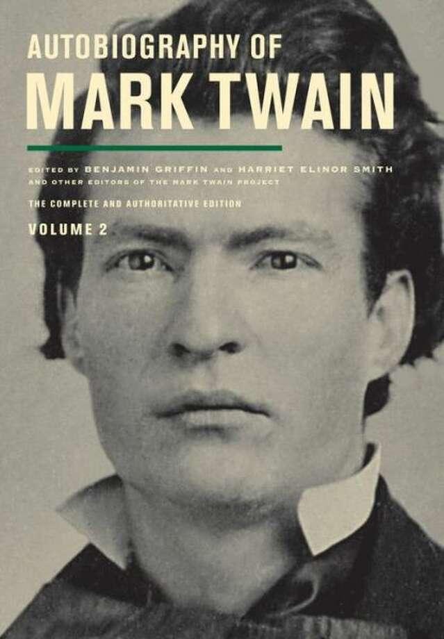 """TheAutobiography of Mark Twain, Vol. 2"" Photo: Xx"