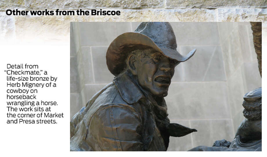 . Photo: Mike Fisher / San Antonio Express-News Photo Illustration