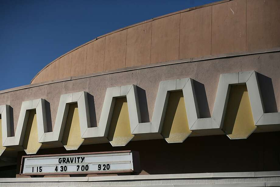 "The ""Century 21"" Theater in San Jose, above, now known as the Winchester 21, is near the end of its 50-year lease and is targeted for demolition. Photo: James Tensuan, SFC"