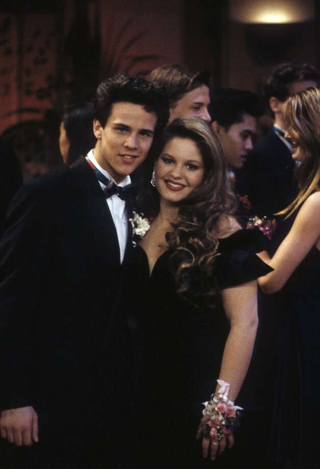 "Prom night on ""Full House,"" May 4, 1993. (Photo by ABC Photo Archives/ABC via Getty Images) Photo: ABC Photo Archives, ABC Via Getty Images / 2010 American Broadcasting Companies, Inc."