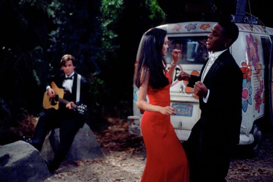 "Senior prom on ""California Dreams"" in 1996. (Photo by Joey Del Valle/NBC/NBCU Photo Bank via Getty Images) Photo: NBC, NBC Via Getty Images / 2012 NBCUniversal, Inc."