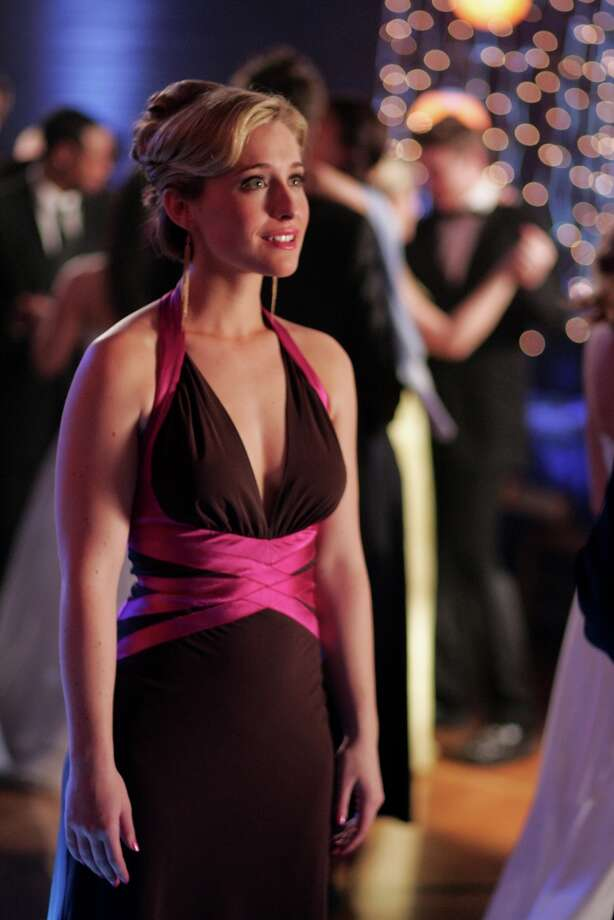 "Allison Mack as Chloe in ""Smallville,"" 2005.  (Photo by Michael Courtney/Warner Bros./Getty Images) Photo: Michael Courtney, Warner Bros./Getty Images / Warner Bros."