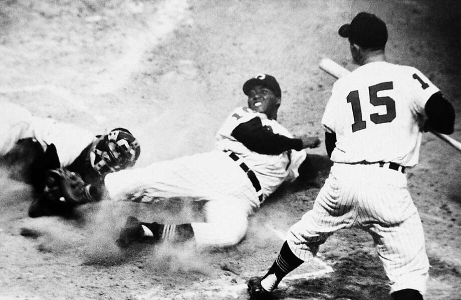 Vic Power had so much personality it might have prevented him from becoming a Yankee. Photo: AP