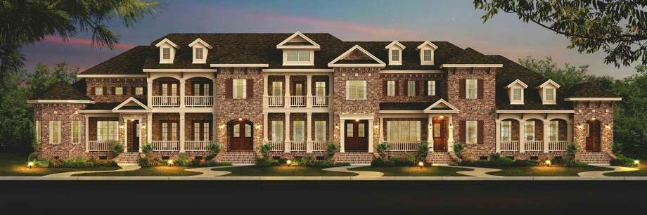 Trendmaker Homes, one of the homebuilders selected for the 716-acre Imperial Sugar Land community, will build 27 one- and two-story townhomes. The homes will range from 1,900 to 2,9000 square feet and target young professionals and empty nesters. Photo: Trendmaker Homes / ONLINE_YES