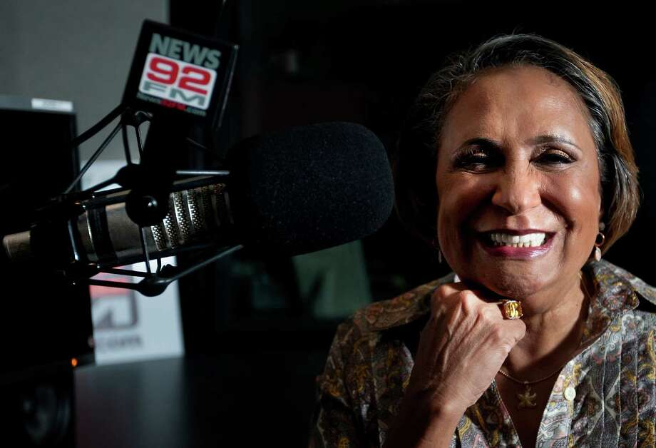 Cathy Hughes is chairwoman and founder of Radio One, which owns the No. 1 and No. 2 stations in Houston, The Box 97.9 and Magic 102. Photo: Cody Duty, Staff / © 2013 Houston Chronicle