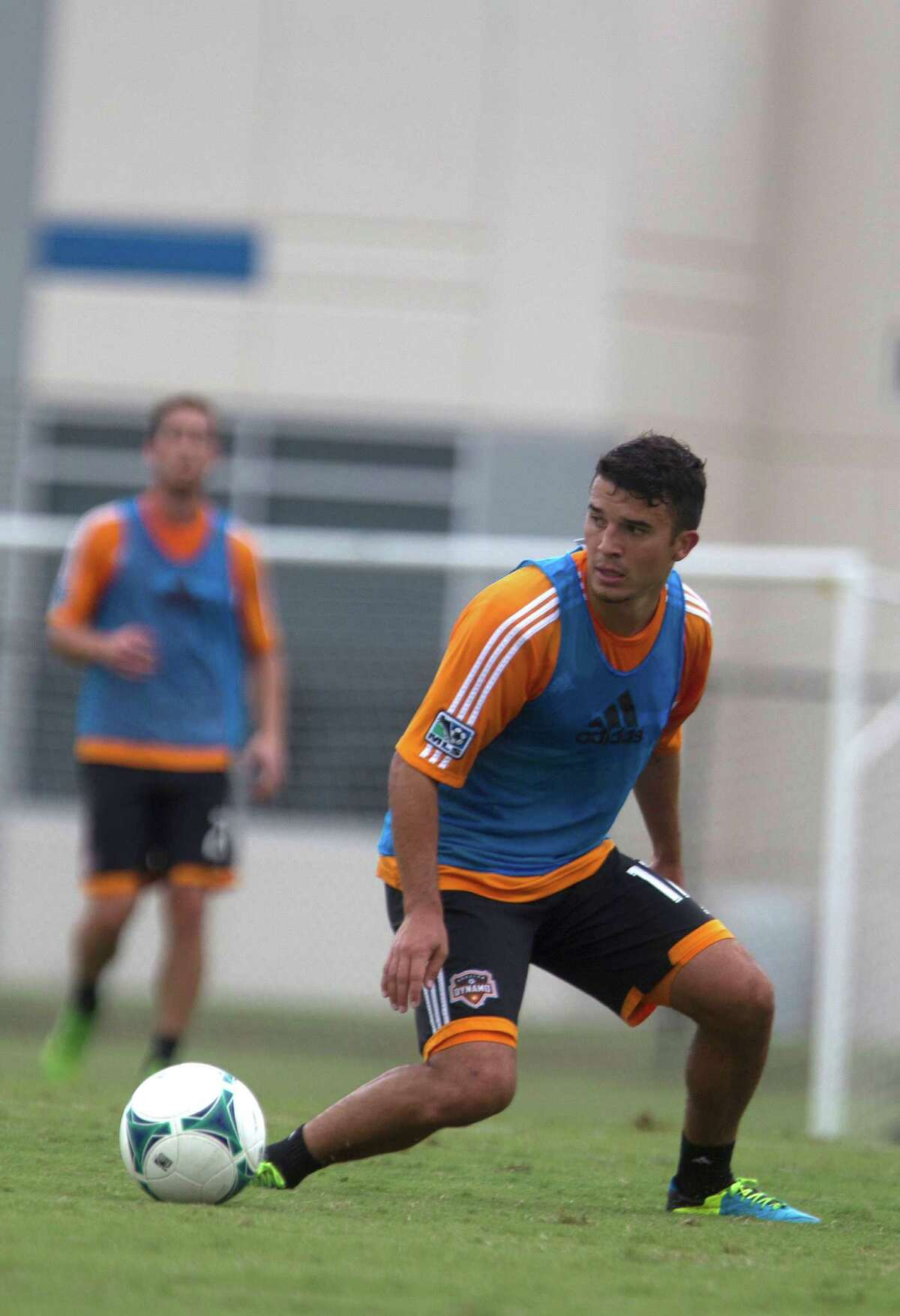 The Dynamo acquired Servando Carrasco from Seattle in a trade for Adam Moffat on Sept. 13.