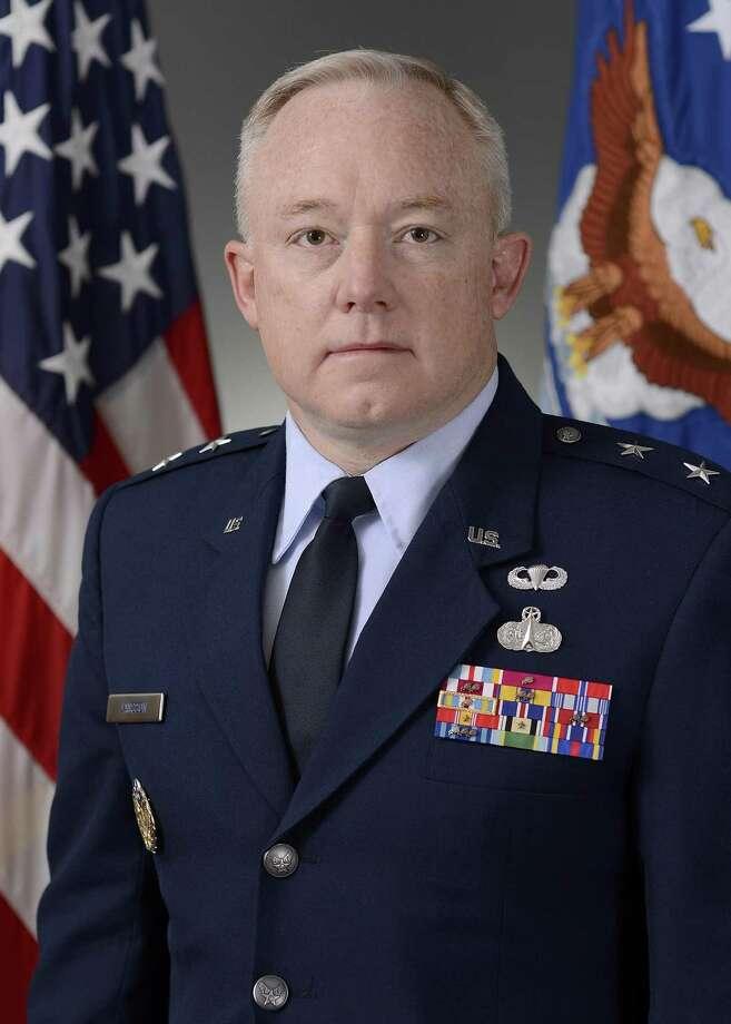 Maj. Gen. Scott W. Jansson
