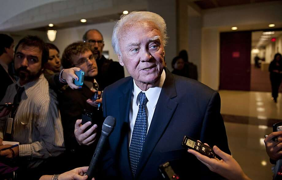 Rep. Bill Young, R-Fla., served 43 years in the House, dying in his 22nd term. He was the elder statesman of the GOP in Florida. Photo: Cliff Owen, Associated Press