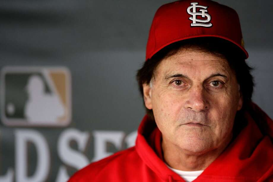 Tony La Russa's legacy with the St. Louis Cardinals includes  winning two World Series. Photo: Jamie Squire, Getty