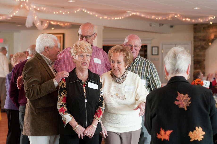 SEEN: Danbury High School Class of 1948 Reunion Photo: RYAN LOEWY, Ryan Loewy / 2010RYAN LOEWY PHOTOGRAPHY