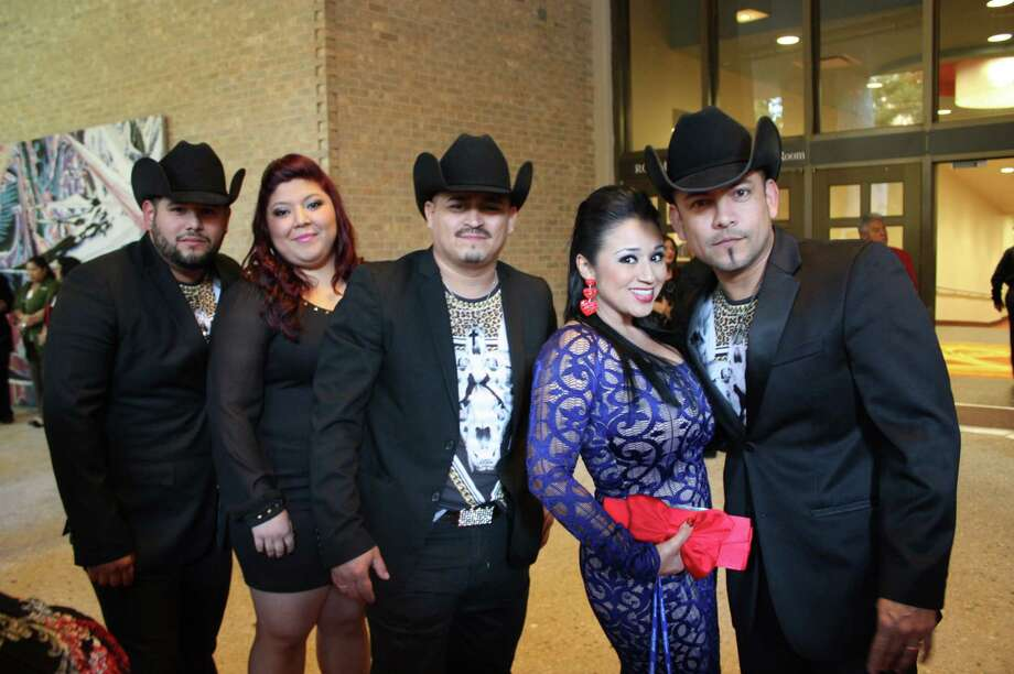 The scene at the 33rd Annual Tejano Music Awards at Lila Cockrell Theatre on Oct. 19, 2013. Photo: Libby Castillo/For MySA.com