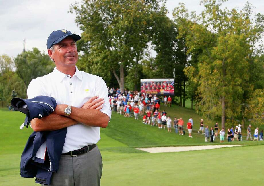 Fred Couples, winless on the Champions Tour this year, led the U.S. to a Presidents Cup win. Photo: Matt Sullivan / Getty Images