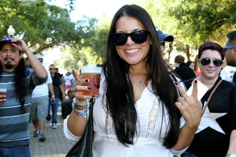 Ninety9Bottles 1st Annual Craft Beer Festival goers will enjoy a variety of brews while overlooking Norwalk Harbor atop the hill at Oyster Shell Park on Saturday. Find out more.  Photo: Yvonne Zamora / MySA.com