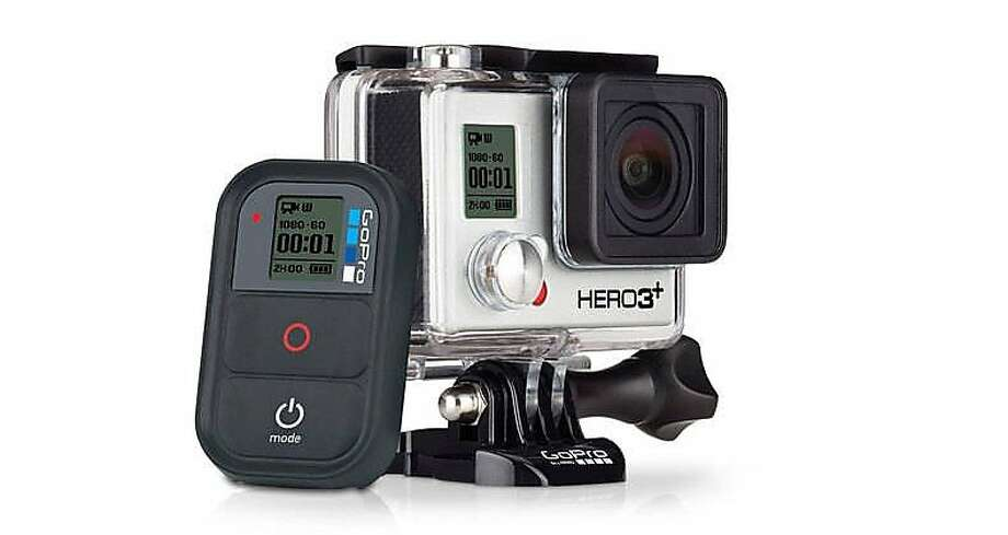 GoPro Hero3 Black edition. Retail cost; $400 Photo: GoPro