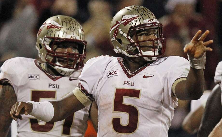 2. Florida State Photo: Mike Stewart, Associated Press