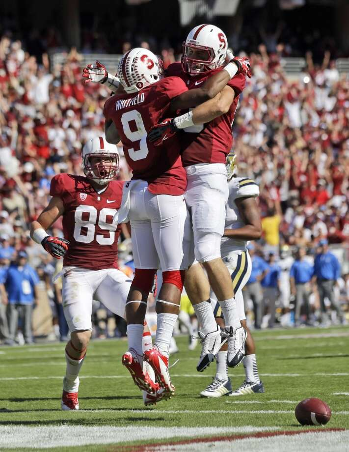 6. Stanford Photo: Marcio Jose Sanchez, Associated Press