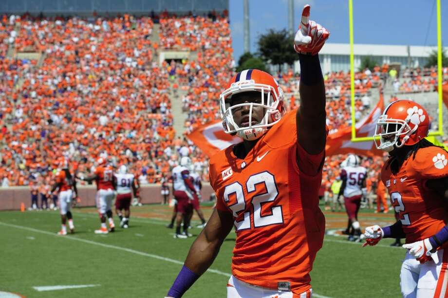 9. Clemson Photo: Richard Shiro, Associated Press