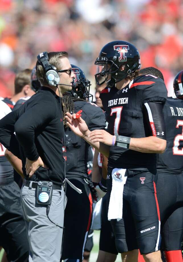 10. Texas Tech Photo: John Weast, Getty Images