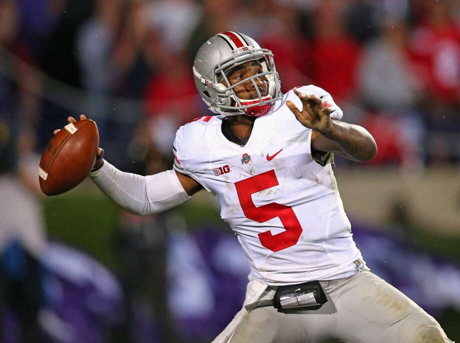 4. Ohio State Photo: Jonathan Daniel, Getty Images