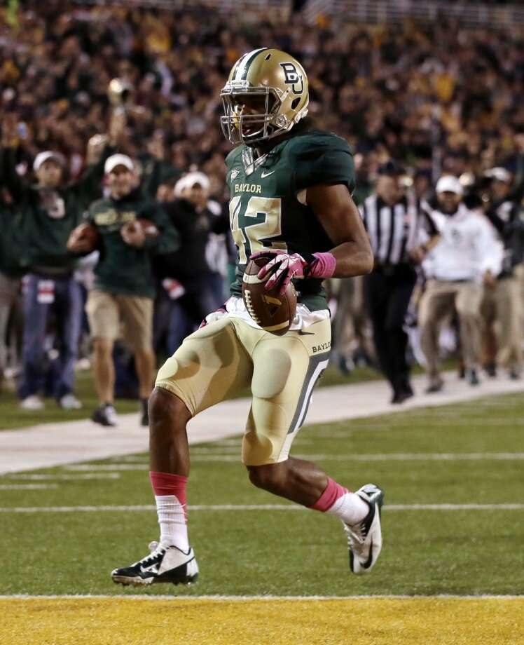 8. Baylor Photo: Tony Gutierrez, Associated Press