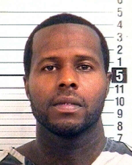 Convicted killer Charles Walker, 34, serving a life sentence, walked out of prison Oct. 8.