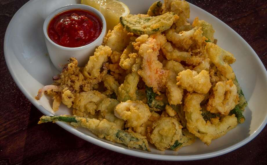 The Fritto Misto at Pesce in San Francisco. Photo: John Storey, Special To The Chronicle