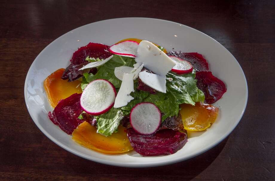 The roasted beet salad at Pesce in San Francisco. Photo: John Storey, Special To The Chronicle