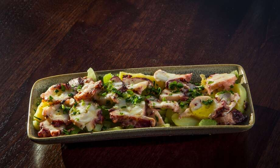 The braised Octopus at Pesce in San Francisco. Photo: John Storey, Special To The Chronicle