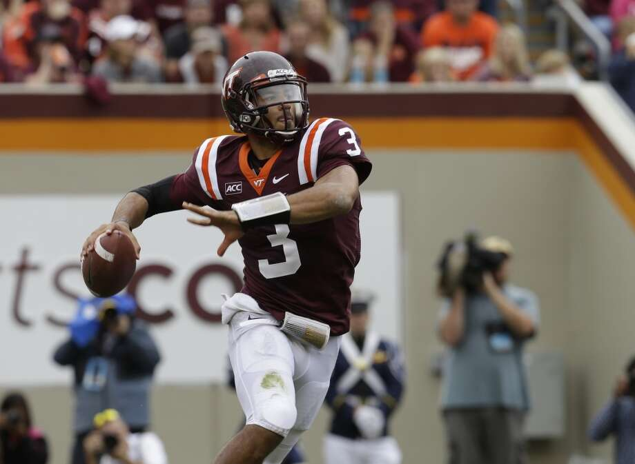 14. Virginia Tech Photo: Steve Helber, Associated Press