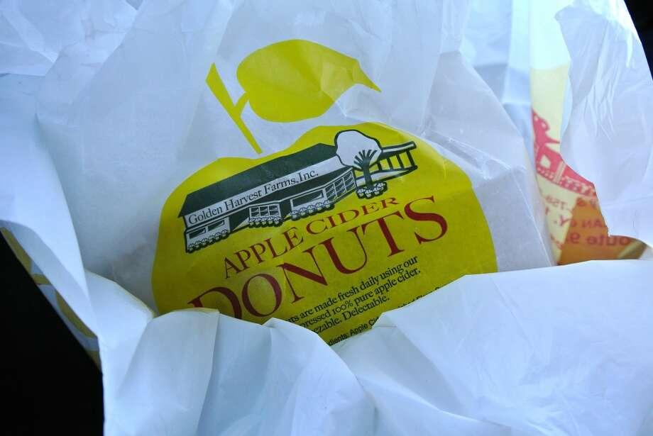 Doughnuts - so good. Photo: Deanna Fox