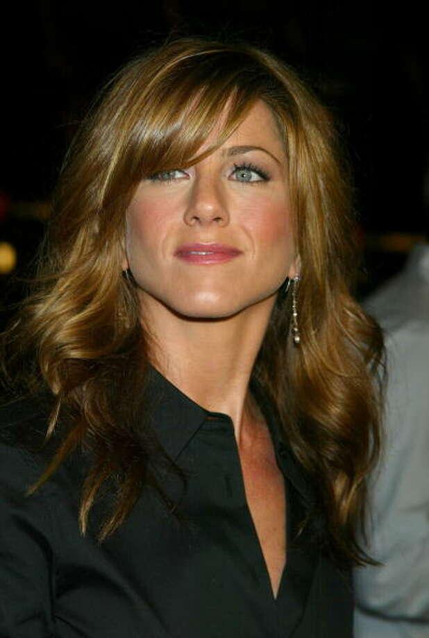 Jennifer Aniston Photo: Jeffrey Mayer, WireImage