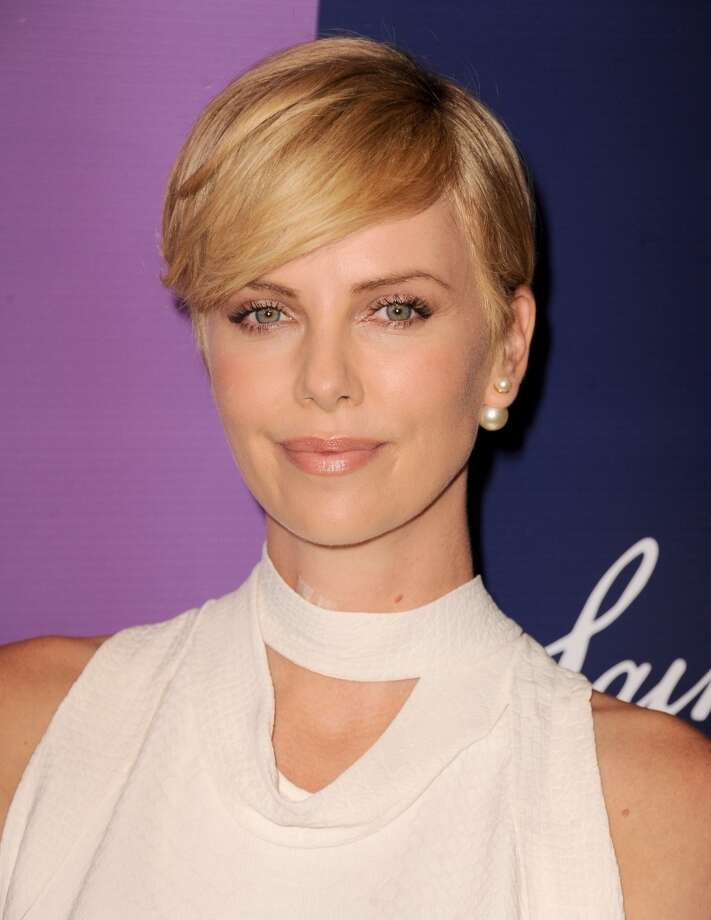 Charlize Theron Photo: Jordan Strauss, Associated Press