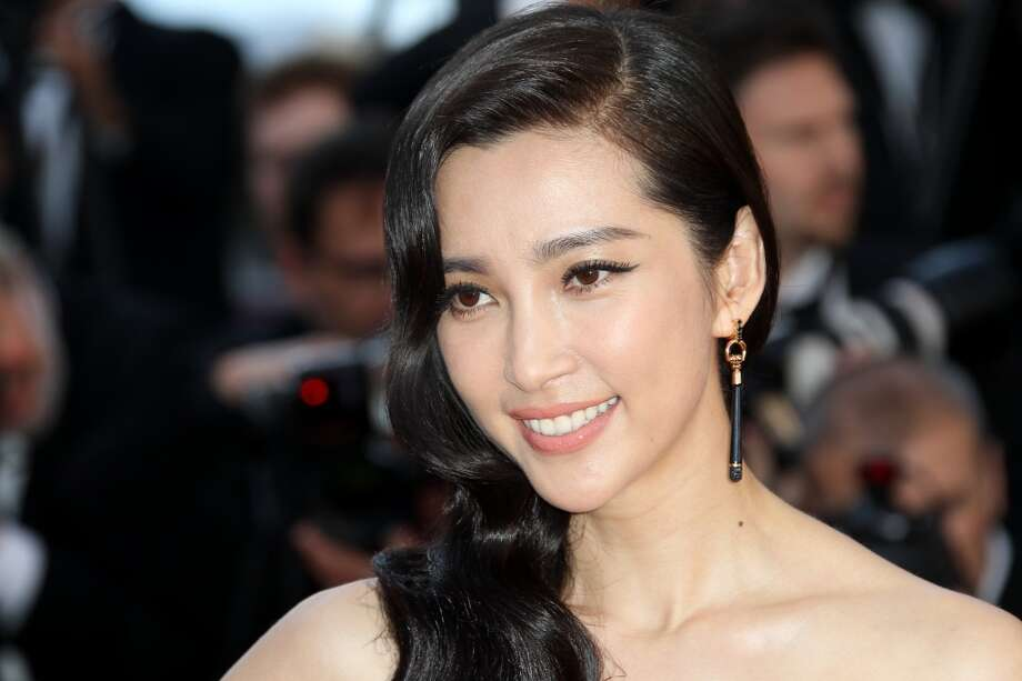 Li Bingbing Photo: VALERY HACHE, AFP/Getty Images