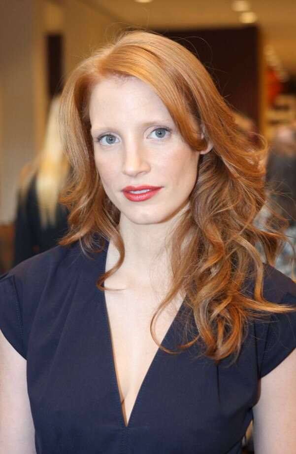 Jessica Chastain Photo: Chris Weeks, WireImage