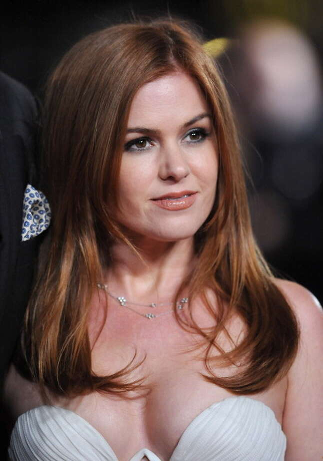 Isla Fisher Photo: Stuart Wilson, Getty Images