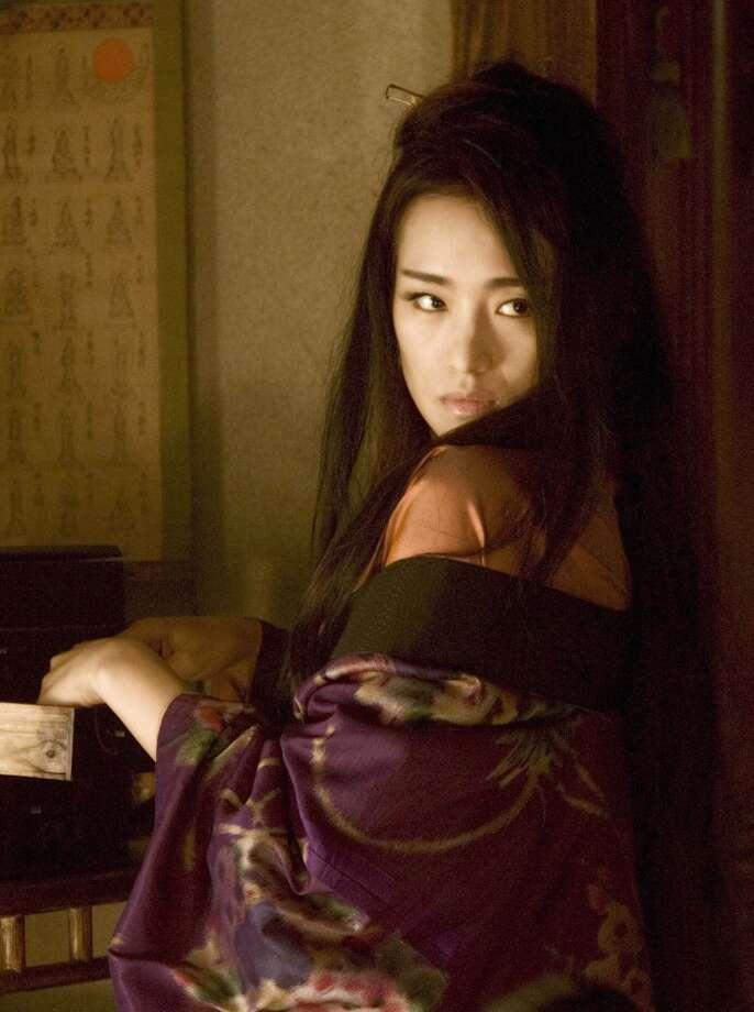 Gong Li Photo: Edko Film Co., AP