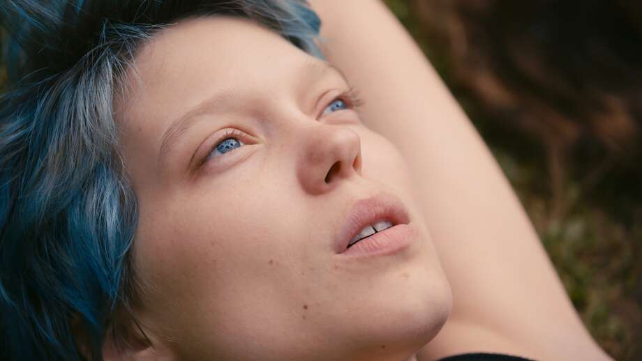 "Léa Seydoux, as seen in ""Blue is the Warmest Color."" Photo: IFC Silms"
