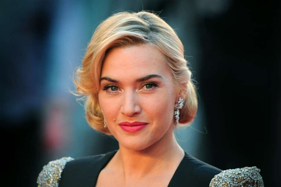 "Kate Winslet, star of  ""Revolutionary Road"" Photo: CARL COURT, AFP/Getty Images"