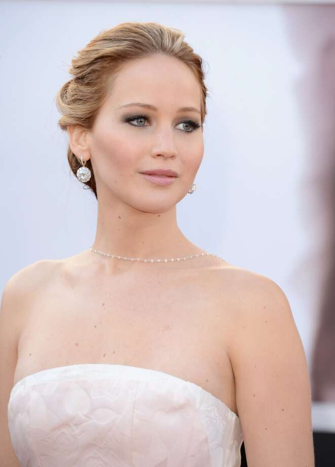"Jennifer Lawrence, star of ""Silver Linings Playbook"" Photo: Jason Merritt, Getty Images"