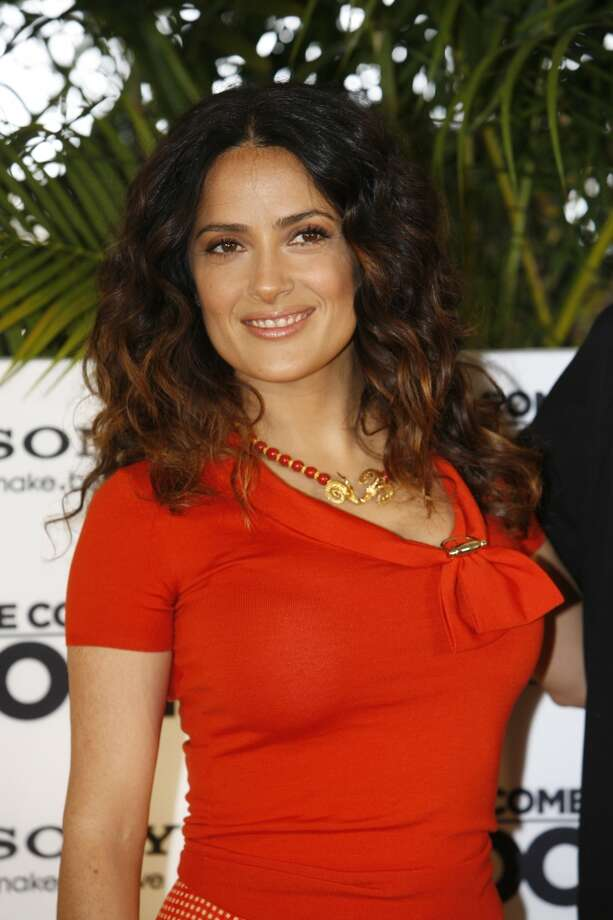 Salma Hayek, star of Frida and many other films. Photo: Handout, Getty Images