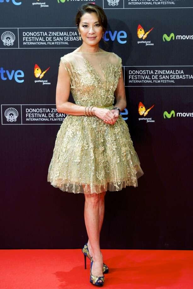 Michelle Yeoh Photo: Juan Naharro Gimenez, Getty Images