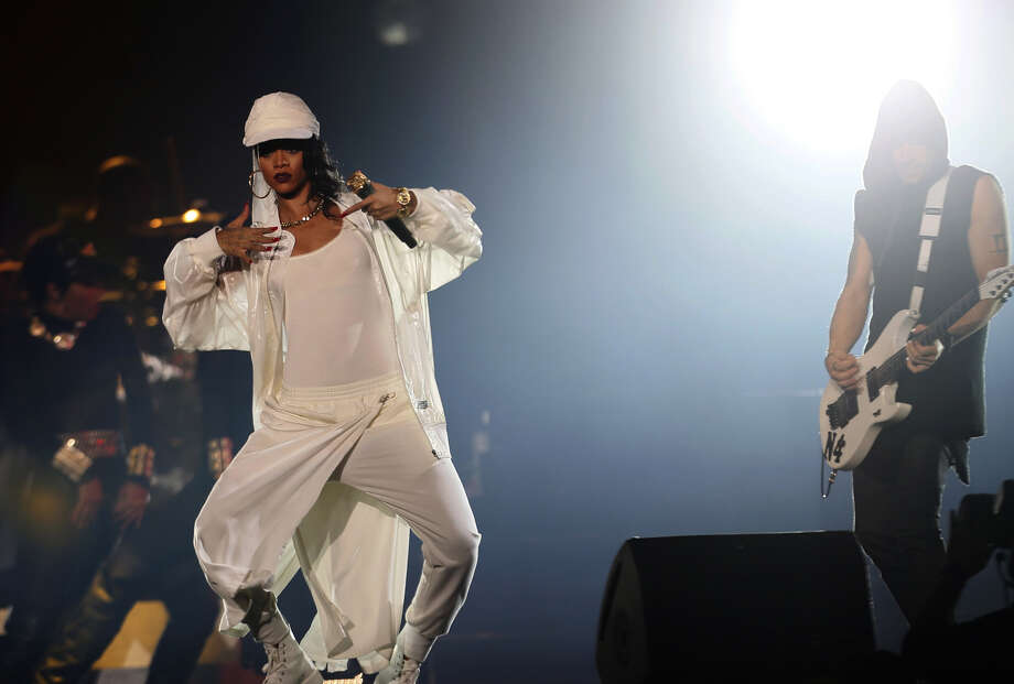 Artist of the Year: Rihanna Photo: KARIM SAHIB, AFP/Getty Images / AFP