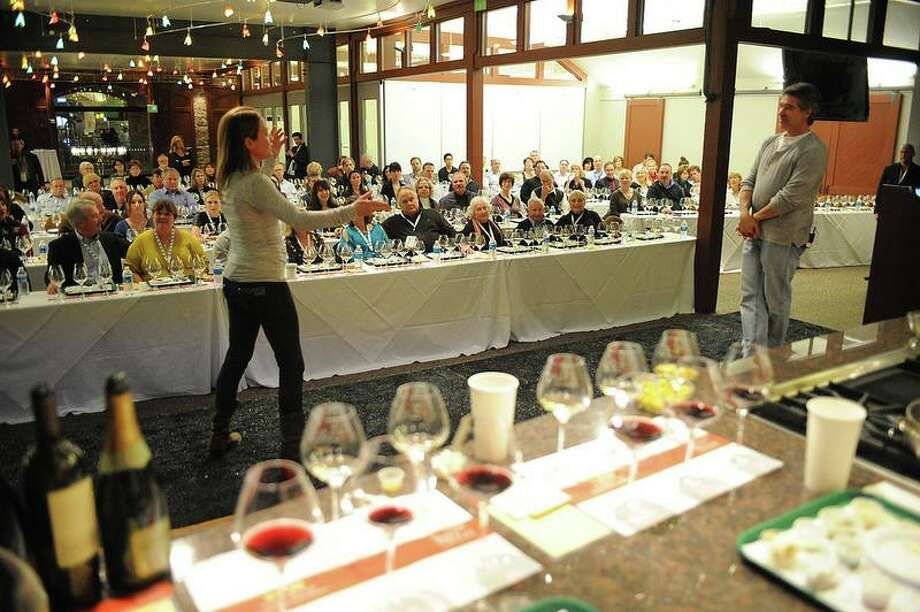 Winemakers and wine experts lead tasting classes