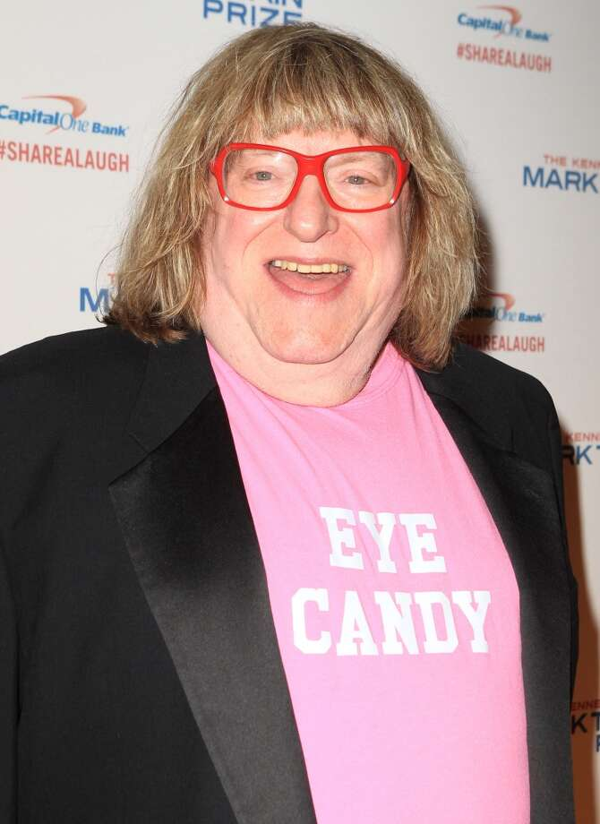 Bruce Vilanch arrives at 16th Annual Mark Twain Prize presented to Carol Burnett at the Kennedy Center on Sunday, Oct. 20, 2013 in Washington, D.C. (Photo by Owen Sweeney/Invision/AP) Photo: Associated Press