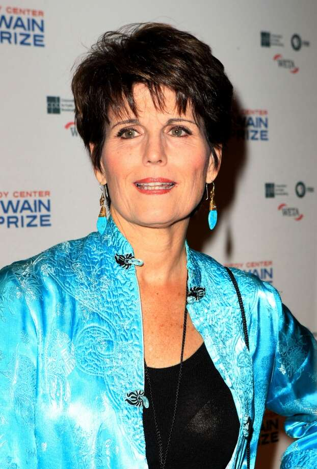 Lucie Arnaz arrives at 16th Annual Mark Twain Prize presented to Carol Burnett at the Kennedy Center on Sunday, Oct. 20, 2013 in Washington, D.C. (Photo by Owen Sweeney/Invision/AP) Photo: Associated Press